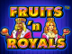 Fruits And Royals без смс в Вулкан Платинум
