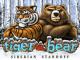 Тигр или Медведь от Microgaming на сайте казино Вулкан