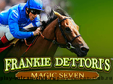 Frankie Dettori's Magic Seven – онлайн гаминатор от Русский Вулкан