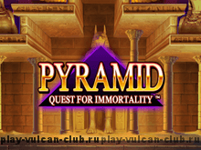 Играть на деньги в Pyramid: The Quest For Immortality