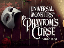 Universal Monsters The Phantoms Curse Video Slot